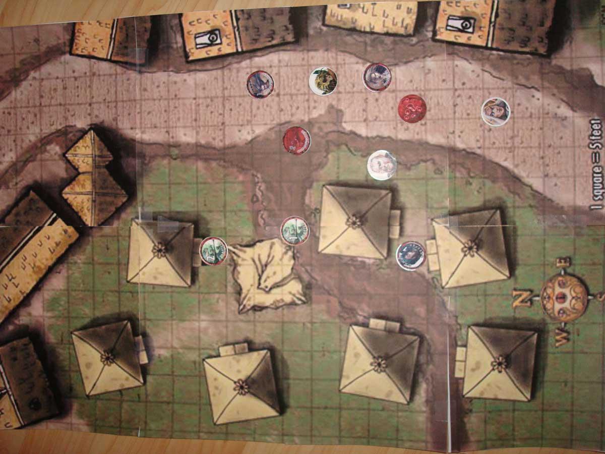NewbieDM Tutorial – Printing Battle Maps to a 1″ Scale | www