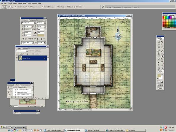 open-map-in-photoshop