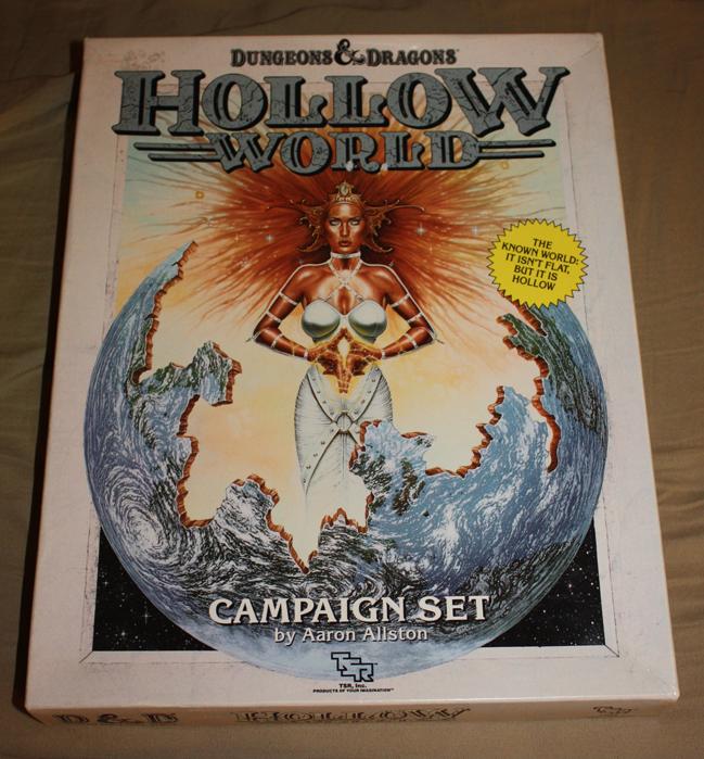 Classics Unboxed Hollow World Newbie Dm