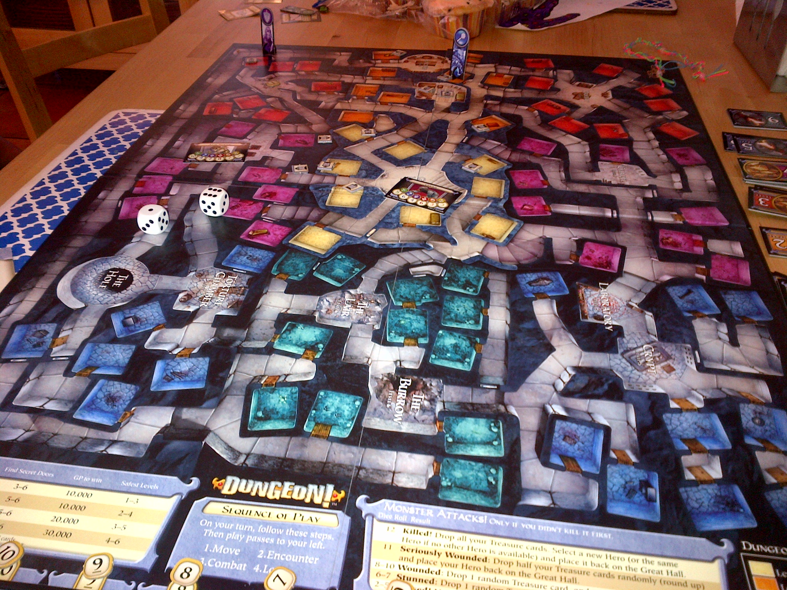 Dungeon Games