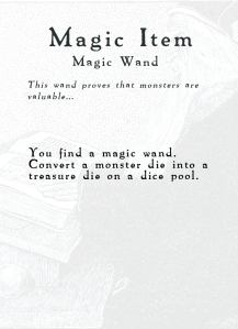 A Magical Item example