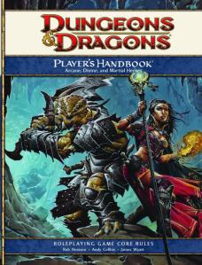 4E Players Handbook