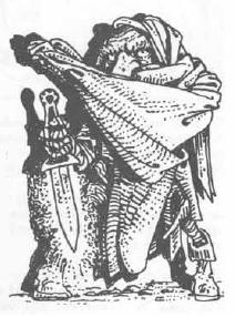 Dark Creeper as seen in the 1st ed. Fiend Folio