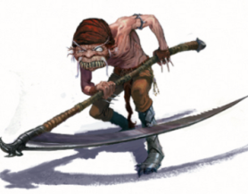 Artwork from WOTC's Monster Manual 3 for 3rd Ed.